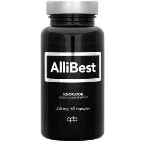 Allibest 250 mg 60 capsules